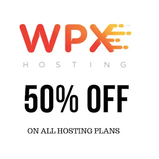 WPX Hosting Promo Code 2019 - 50% Off On Monthly Payment