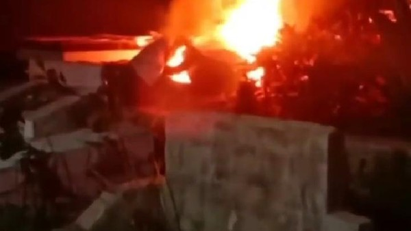 Walkot Padangsidimpuan Bantah Viral 'Makam Jenazah Corona Dibakar': Itu Ban