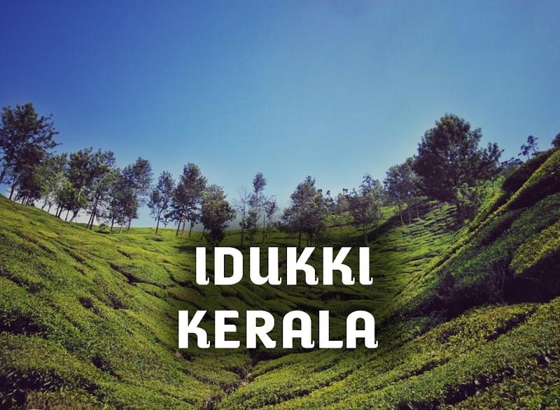 Idukki Tourist Places.