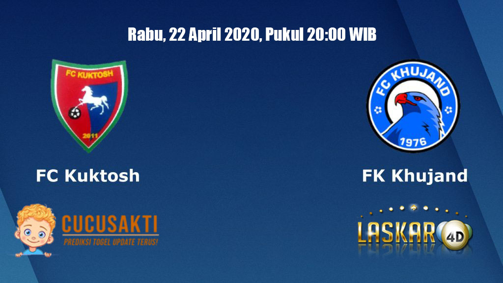 Prediksi Bola FC Kuktosh vs FK Khujand 22 April 2020