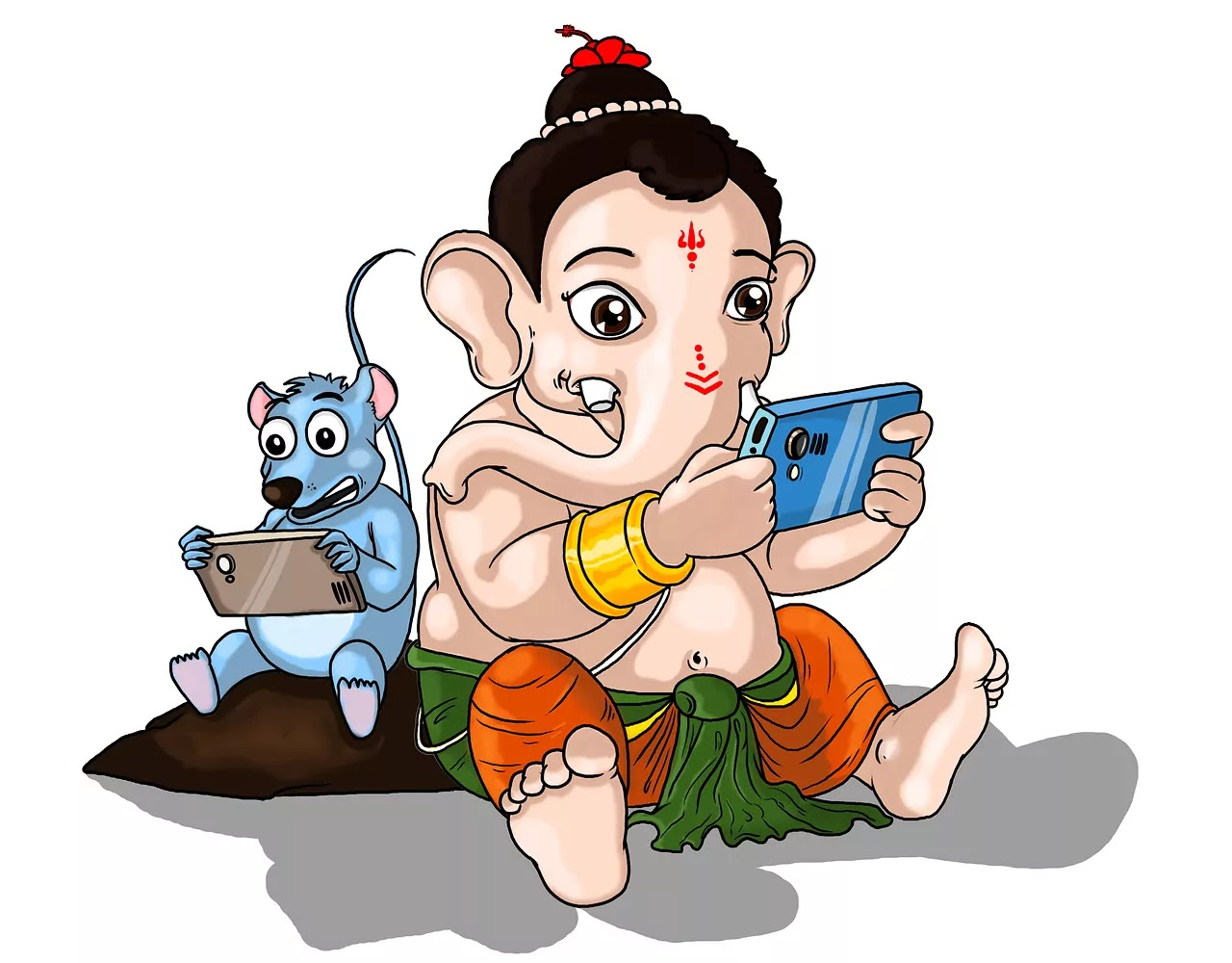 happy ganesh chaturthi message