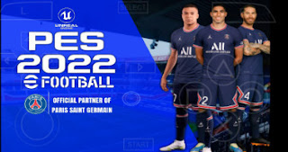 Download PES 2022 PPSSPP Android PSG Edition Last PES To eFootball New Update & Latest Transfer