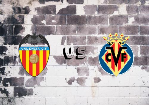 Valencia vs Villarreal  Resumen