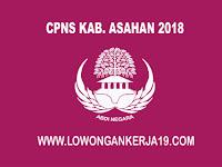 Formasi CPNS Kabupaten Asahan 2018 Resmi
