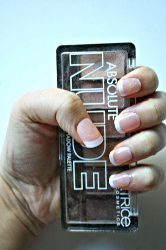 December Favoriet : Catrice Absolute Nude Palette ♥