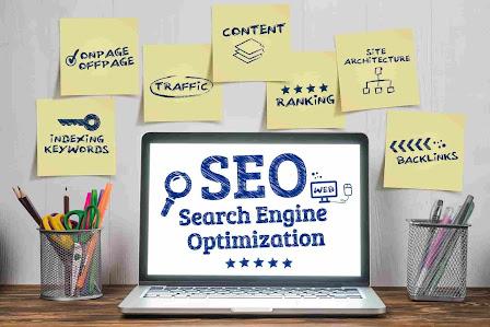 SEO search engine optimize