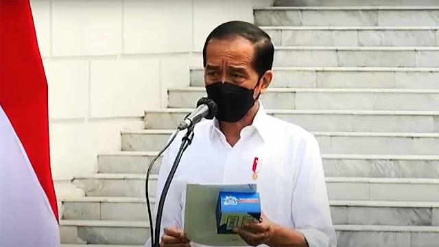 Jokowi: Pemulihan Ekonomi Mustahil Bila Pandemi COVID-19 Belum Berakhir