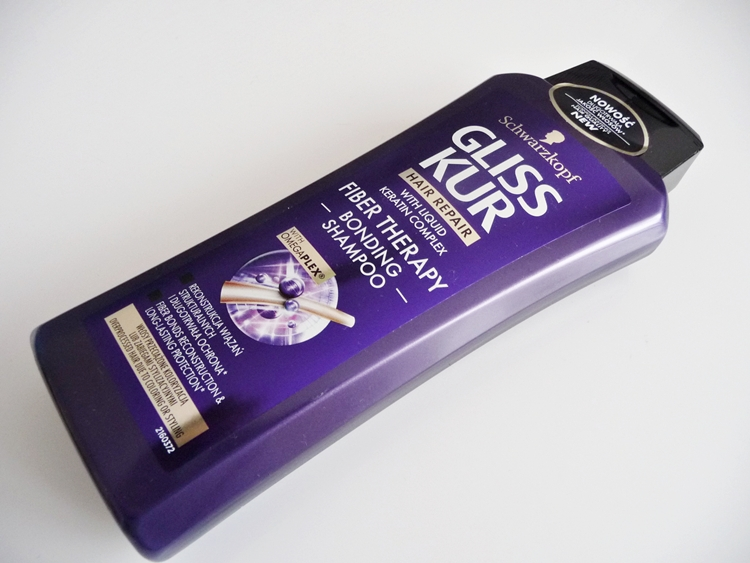 Gliss Kur omegaplex szampon opinie