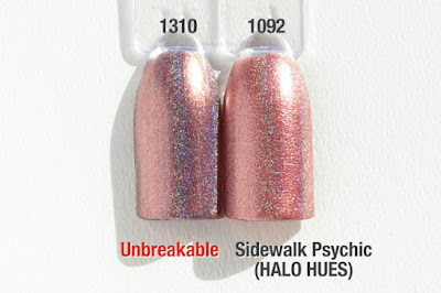 "Comparison ""HALO JEWELS"" ""HALO HUES"" Unbreakable"