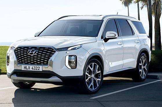 Spesifikasi Hyundai New Palisade Tampil Dengan Mewah