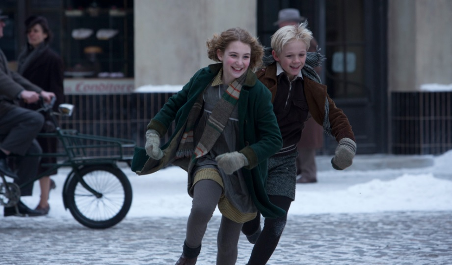 Sophie Nelisse and Nico Liersch - THE BOOK THIEF