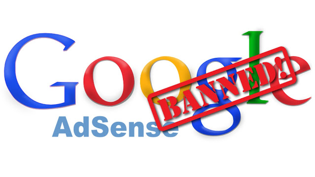 5 Alasan Kenapa Akun Adsense di Banned
