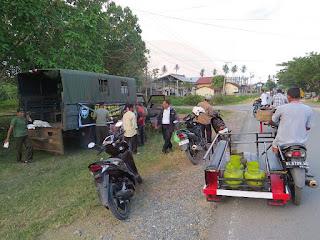 Kodim 0114 Aceh Jaya Jual Gula Pasir Murah