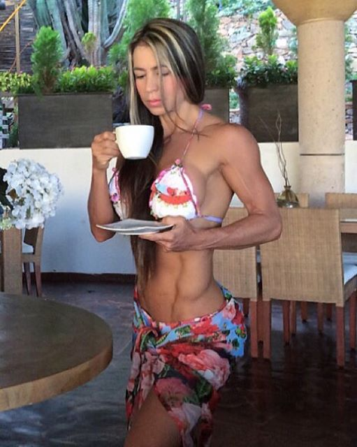 Fitness Models MARCELA RIVAS Instagram photos 10