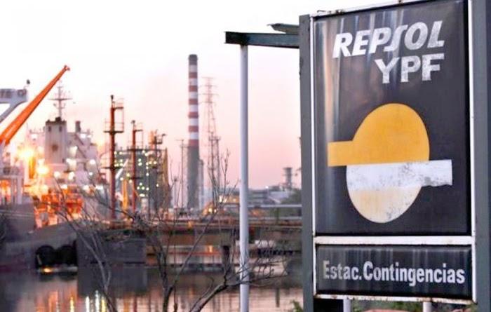 Actualmente Repsol y Shell solo tienen oficinas en Santa Cruz / WEB ARCHIVOS