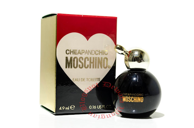 MOSCHINO Cheap & Chic Miniature Perfume