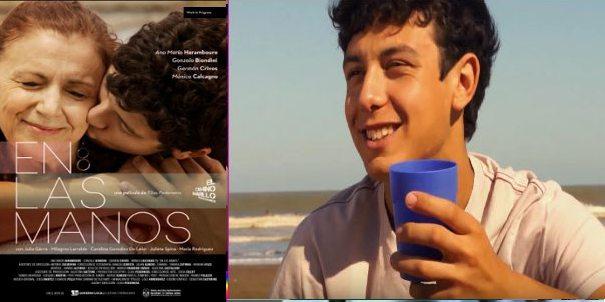 En las manos, película