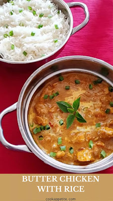 Butter Chicken (Murgh Makhani) is one of the most popular curries in the world and yet happens to be one of the easiest! No hunting down hard to find ingredients