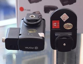 E-Fonik flash trigger + PT04NE wireless trigger 2nd