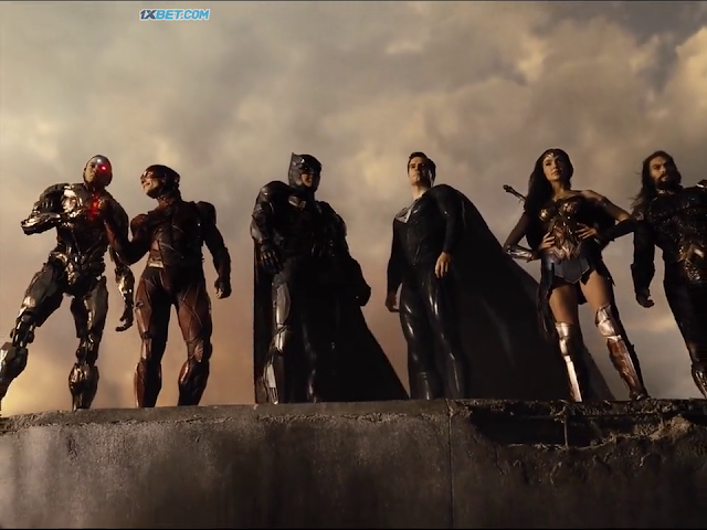 Zack Snyder's Justice League 2021 Dual Audio Hindi [HQ Fan Dubbed] 720p HDRip