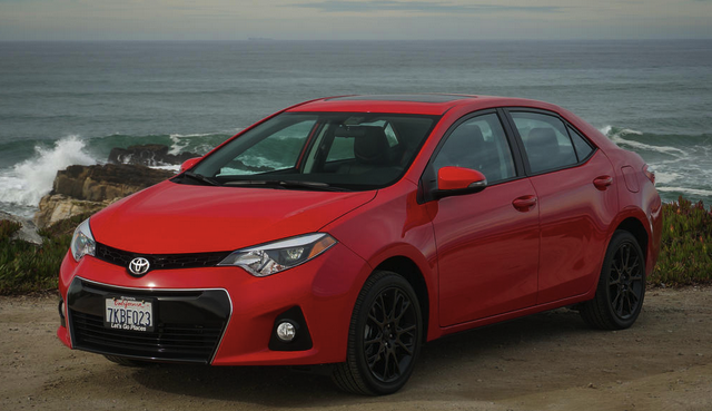 2017 Toyota Corolla S Review