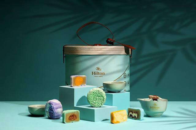 Jade Moon, A Mid-Autumn Collection by Hilton Kuala Lumpur