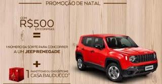 Cadastrar Promoção CenterVale Shopping Natal 2019 - Ganhe Chocottone e Concorre Jeep