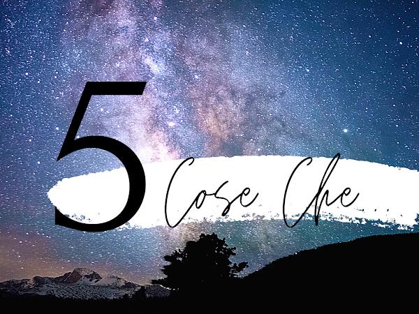 5 cose che... - 5 citazioni famose di film QUIZ EDITION