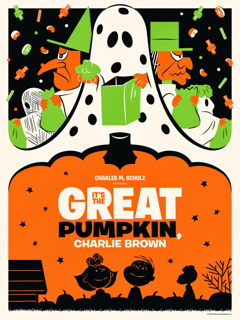 Poster: It's the Great Pumpkin, Charlie Brown