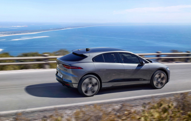 2022 Jaguar I-Pace Review