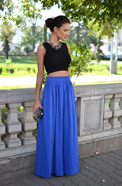 5 Style Tips On How To Wear Crop Tops