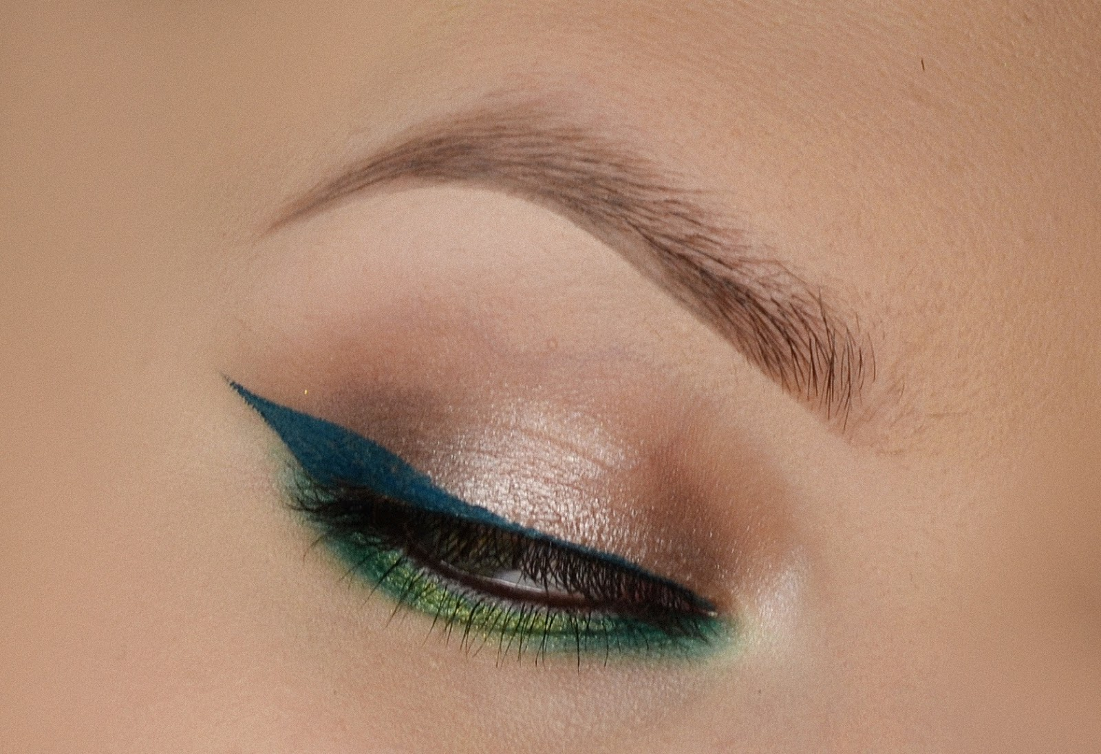 makijaż dzienny tutorial