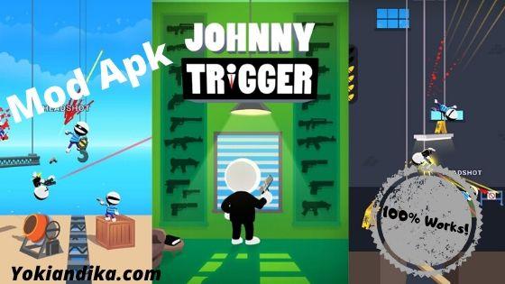 Johnny Trigger Mod Apk Banner