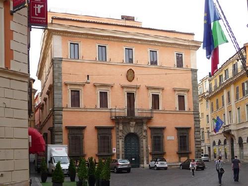 accademia nazionale di san luca roma