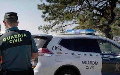 trágico día de Canarias en el Cruce de Arinaga, Agïmes, Gran Canaria