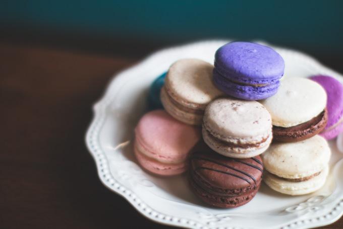dana's bakery, review, macaron