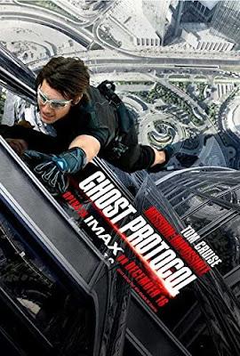 mission imposible ghost protocol, rekomendasi film
