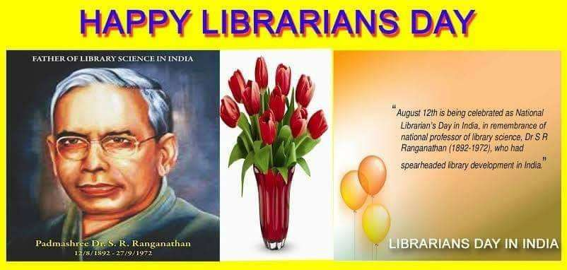 National Librarian Day Wishes Awesome Picture