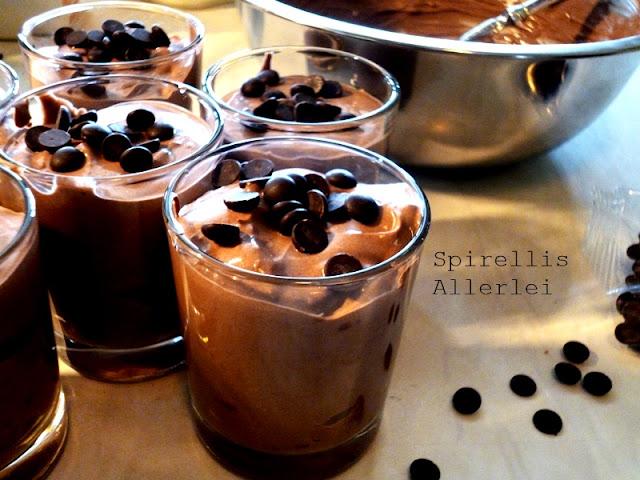 Spirellis Allerlei - Toffifee Schoko Dessert