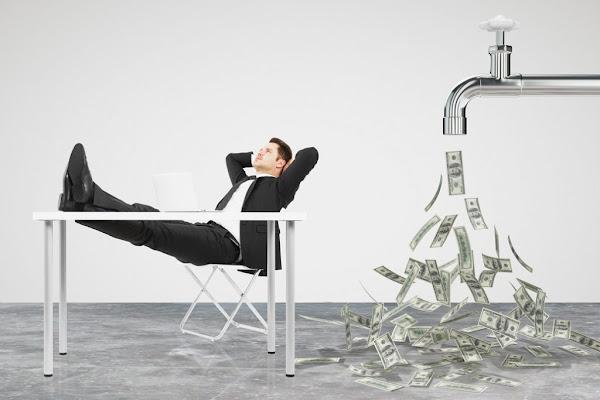 الدخل السلبي