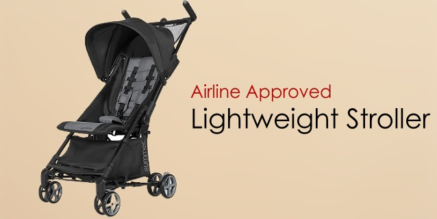 Summer 3Dmicro – Airline Approved Lightweight Stroller
