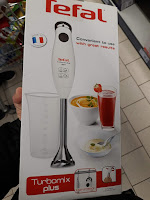 Tefal Turbomix Plus HB1011 hand blender