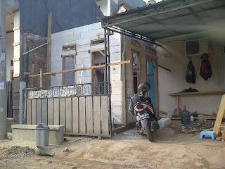 Renovasi Rumah Perumahan Bekasi Timur Regensi Cimuning Mustikajaya Bekasi