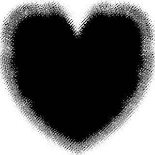 Black Heart Papers, Labels, Frames or Free Wedding Invitations.