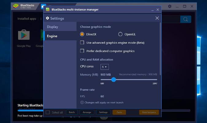 Pilih Emulator Terbaik - Bluestacks