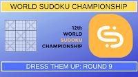 12th World Sudoku Championship 2017 | Dress Them Up