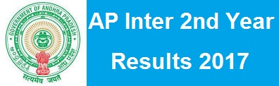 ap inter 2nd year results 2017 manabadi