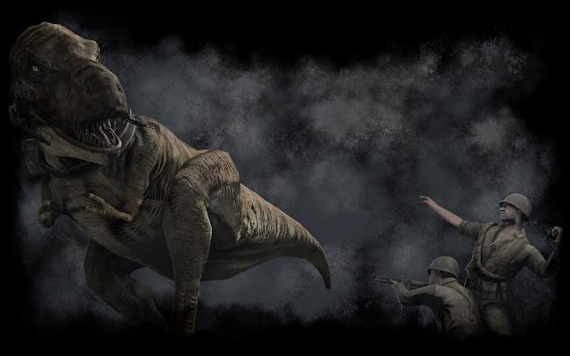 Steam Dinozor Arkaplan Resimleri 8