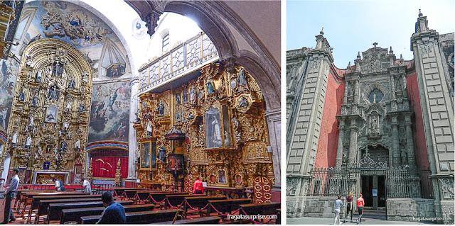 Igreja de La Enseñanza, Cidade do México