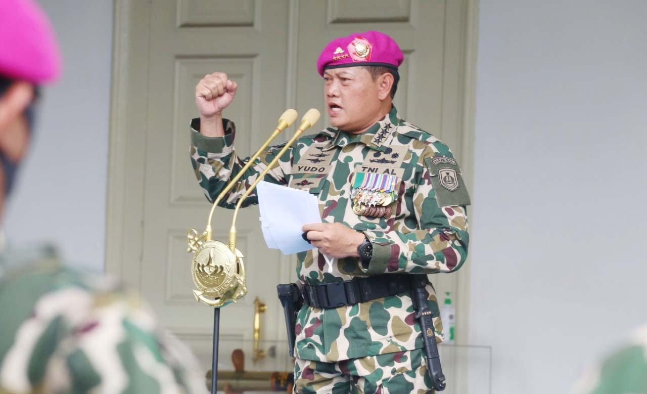 Kasal Laksamana TNI Yudo Margono